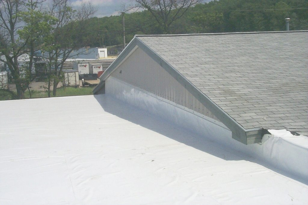 Projects – Bloxsom Roofing & Siding