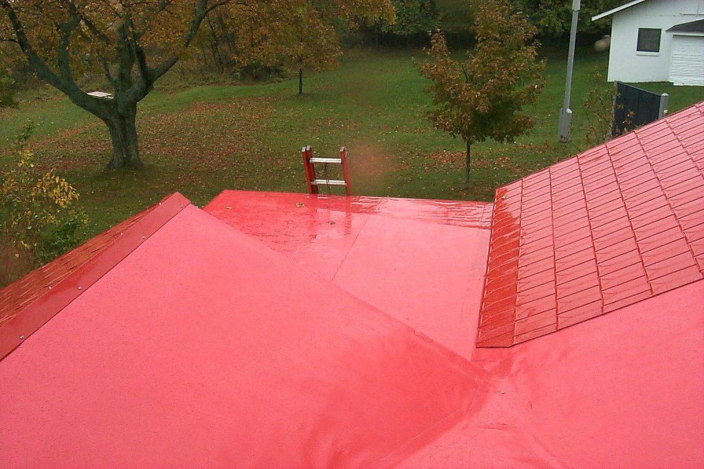 Colorized Sika Sarnafil Pvc Roof Grand Traverse
