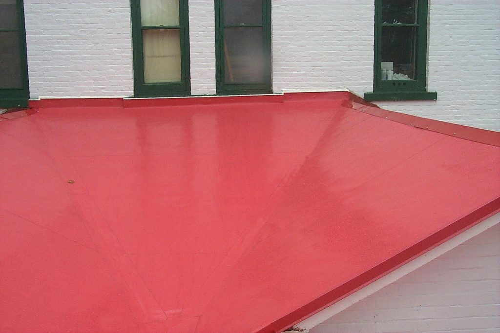 Colorized Sika Sarnafil Pvc Roof Grand Traverse