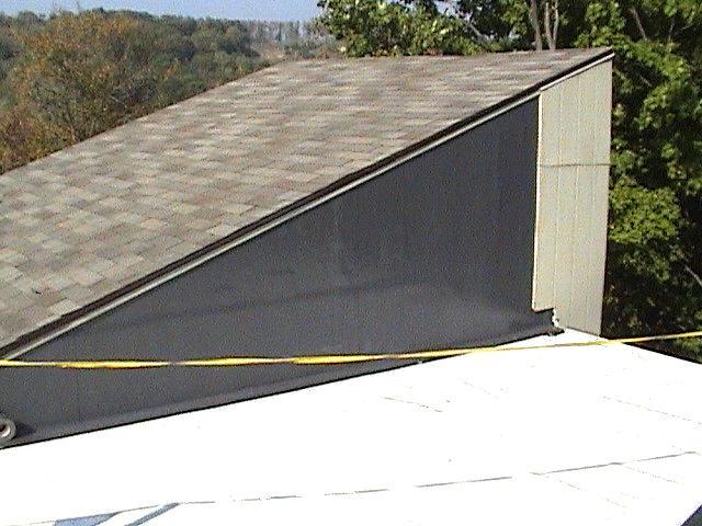 Residential Pvc Roof Sun Perch Condominiums